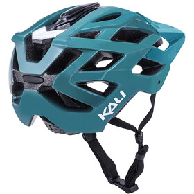 Kali Lunati SLD Helm matt green/white